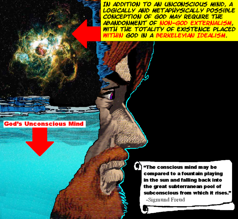 WEIRD CHRISTIANITY Issue 1: The Problem With Omniscience Omnisciencefullcomicpage25