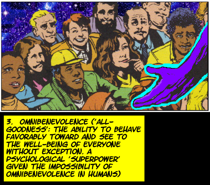 WEIRD CHRISTIANITY Issue 1: The Problem With Omniscience Omnisciencepanelb
