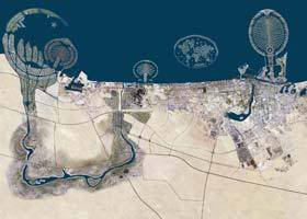 The Clean-Slate City-State DubaiFromSpace