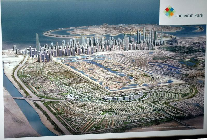 The Clean-Slate City-State FutureDubai