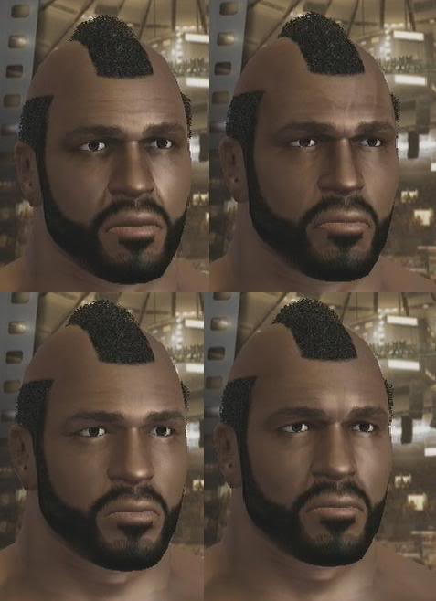 Mr. T by Krad. MrTFaces