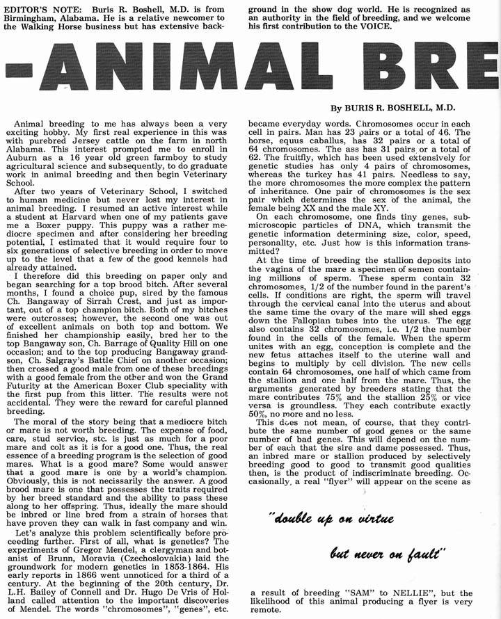 The BEST of Walking Horse Trivia! - Page 26 AnimalBreedingbyBoshell1a