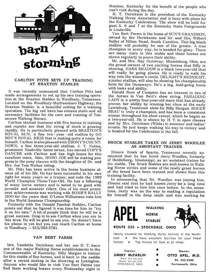 Photos & Memorabilia - Page 3 BarnStorming3-1