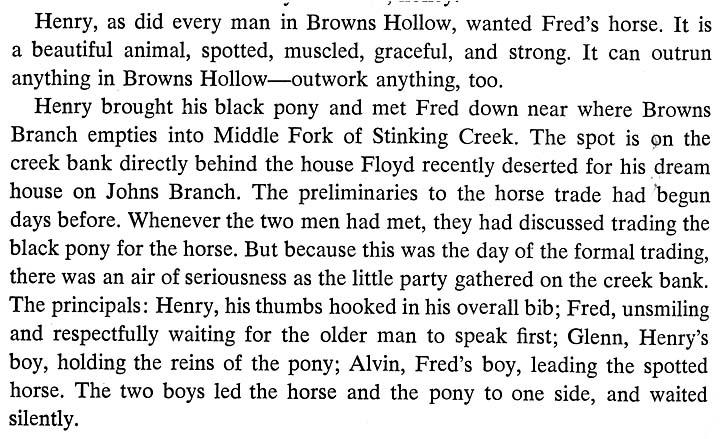 Pleasure, Trail, Versatility, etc. - Page 27 HossTrade1