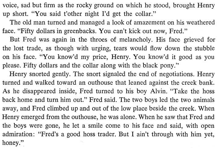 Pleasure, Trail, Versatility, etc. - Page 27 HossTrade3