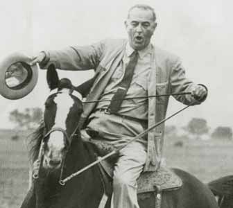 Let's Talk Walking Horse Trivia - Page 4 LBJ_horse