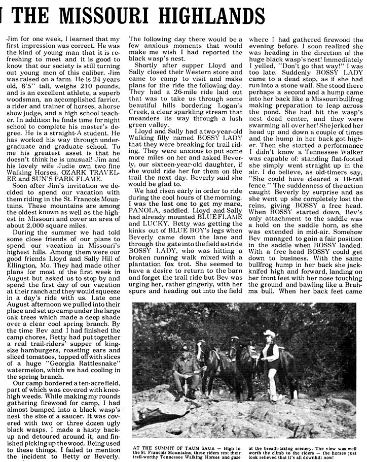 Pleasure, Trail, Versatility, etc. - Page 24 RidingintheMissouriHighlands2