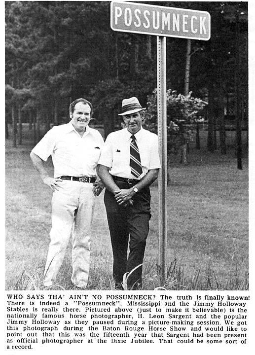 Alabama & Mississippi Memories - Page 2 SargentHollowayinPossumneck