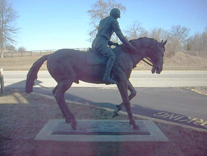 Equine Art Jockey1