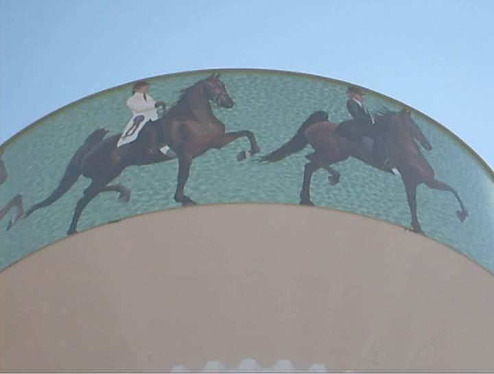 Equine Art ShelbyvilleWater7