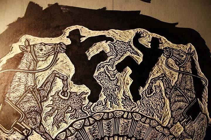 Equine Art - Page 6 TWHPrintMaking