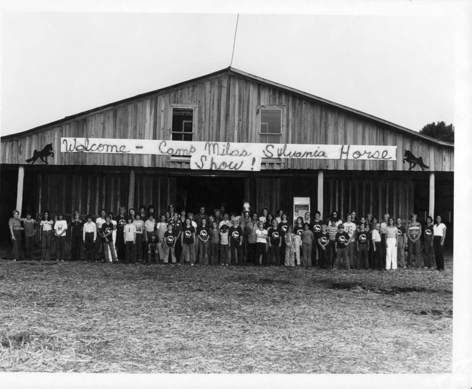 Missouri & Arkansas Memories - Page 7 CampMilesSylvania1970s