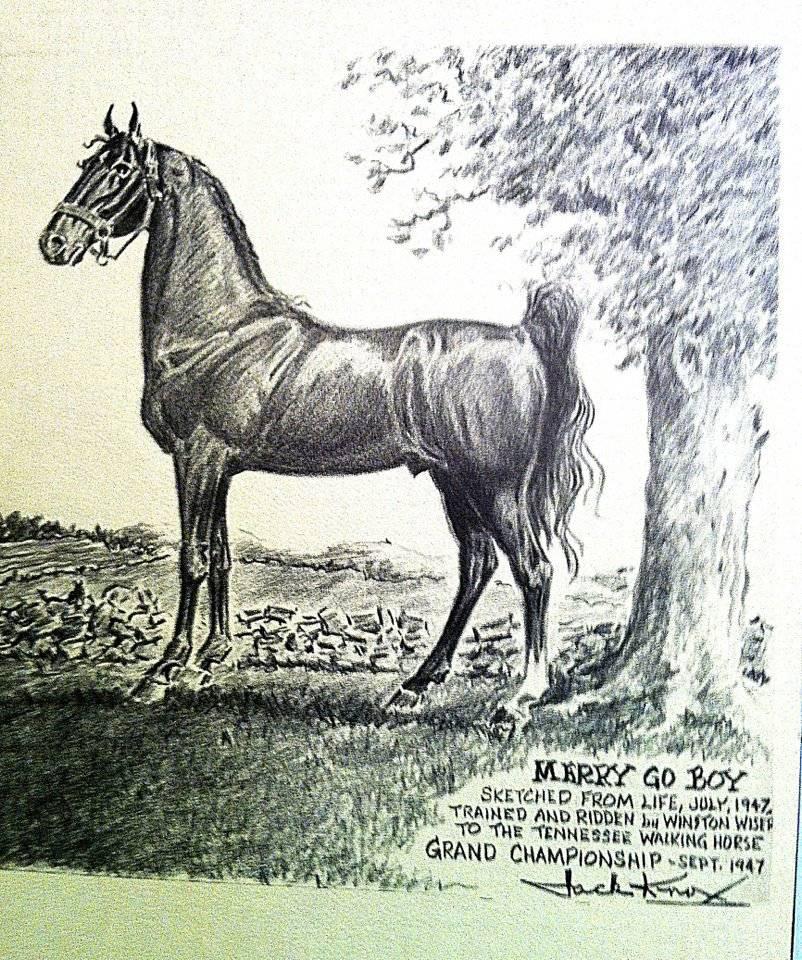 Equine Art - Page 6 JackKnoxMGB