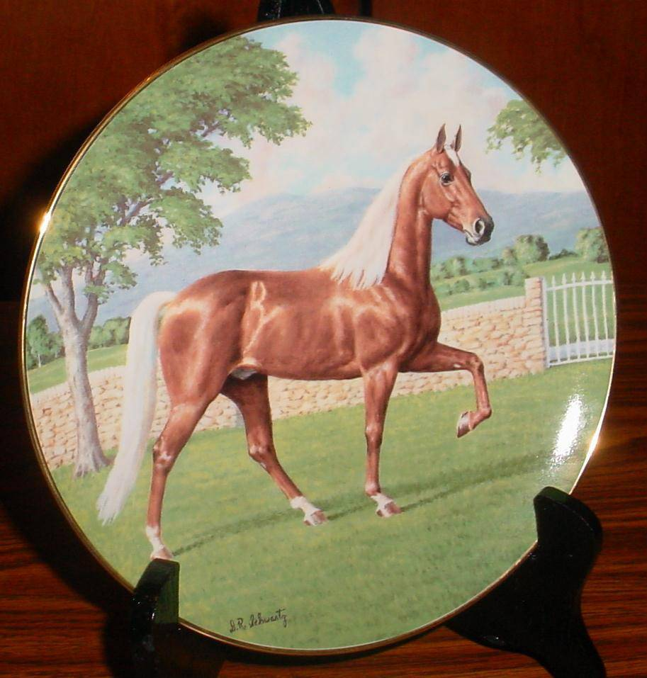 Equine Art - Page 6 TWHPlate