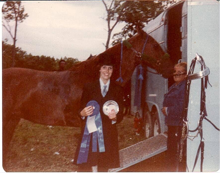 Kentucky, Ohio & Indiana Memories - Page 15 TanyaHaleEquitationWin