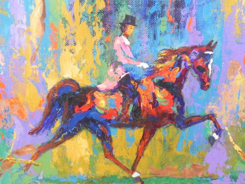 Equine Art - Page 6 Oilpainting