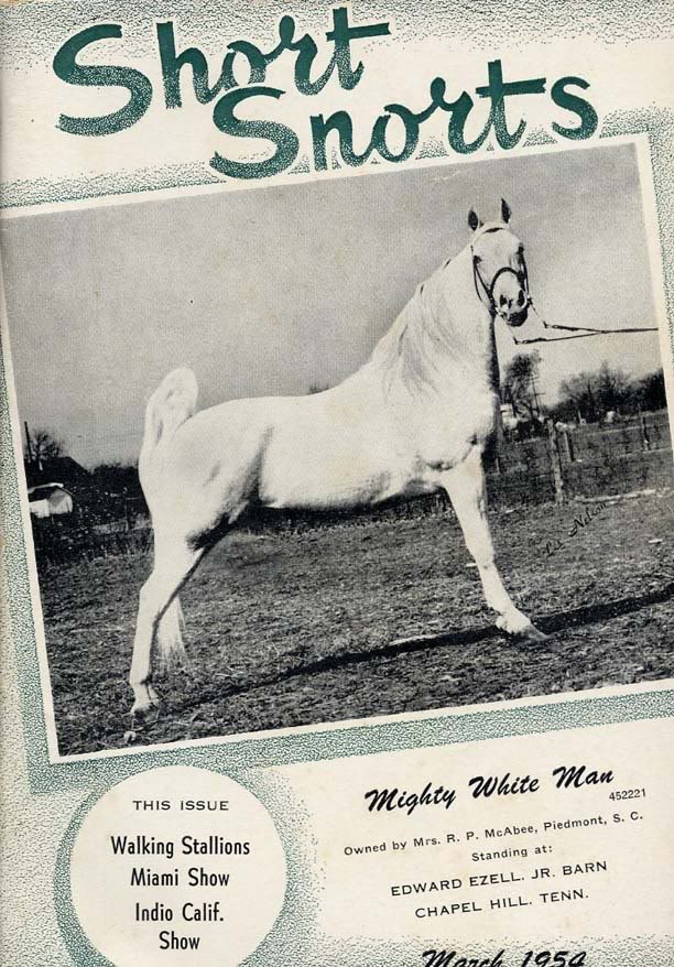 The BEST of Walking Horse Trivia! - Page 4 MightyWhiteMan