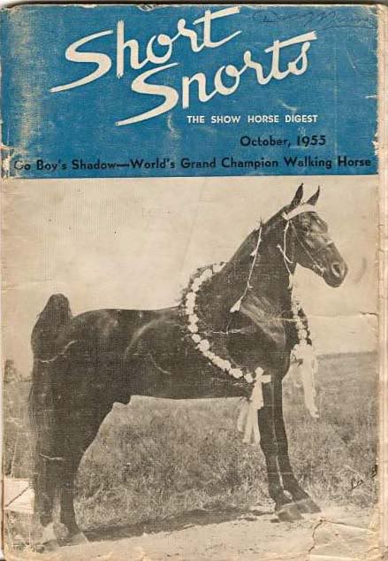 The BEST of Walking Horse Trivia! - Page 4 ShortSnortsMagazineCover1955
