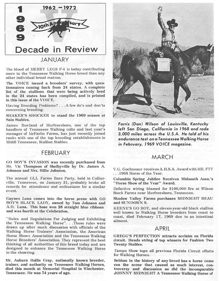 History Of The Tennessee Walking Horse - Page 3 DIR29
