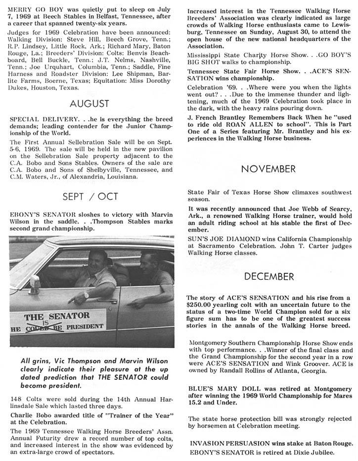 History Of The Tennessee Walking Horse - Page 4 DIR31