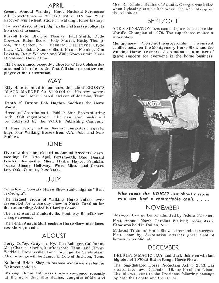History Of The Tennessee Walking Horse - Page 4 DIR33