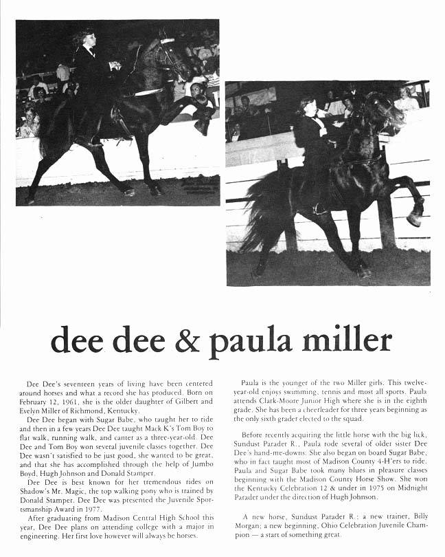 Kentucky, Ohio & Indiana Memories - Page 6 DeeDeePaulaMiller