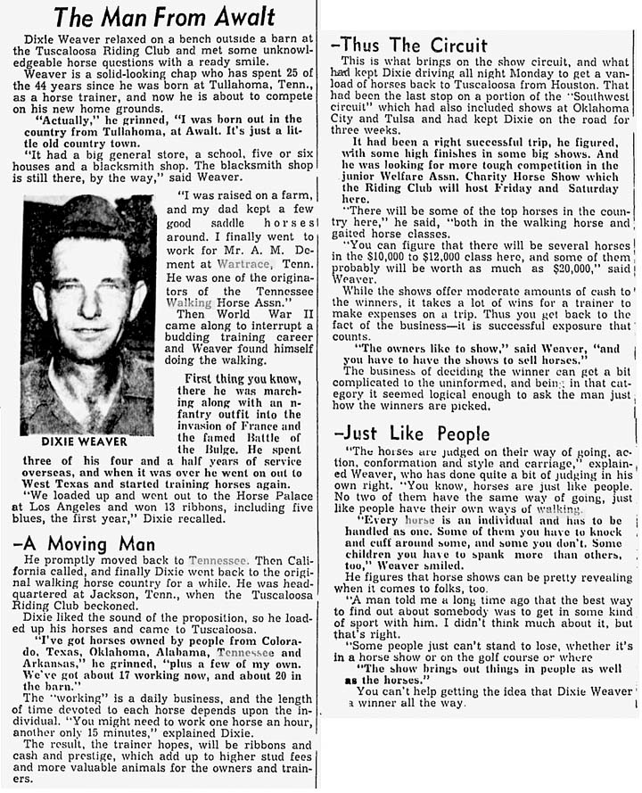 Trivia Archive 8 - Page 6 DixieWeaver1
