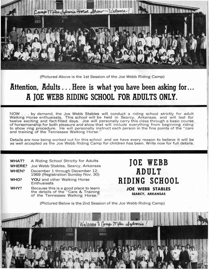Trivia Archive 8 - Page 2 JoeWebbRidingSchoolAd