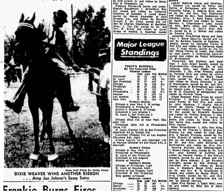 Trivia Archive 8 - Page 6 TuscaloosaHorseShow1967Two