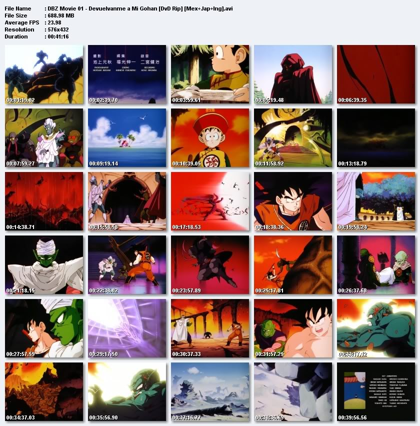 Dibujos y Manga - Todo lo que buscas esta aca DevuelvanmeamiGohan