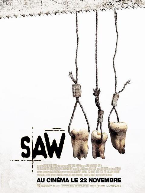 Kilsantas skatitas filmas,pareiza seciba! Saw3