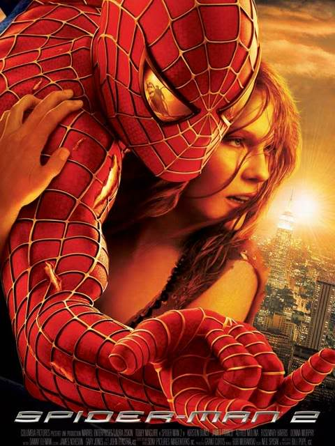 Kilsantas skatitas filmas,pareiza seciba! Spiderman2