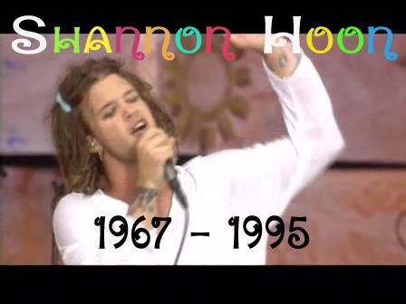 12 Años sin Shannon Shannonani