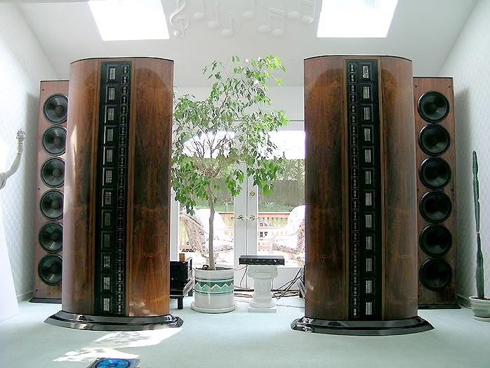 10 Most Expensive Home Speaker Systems IRS-V