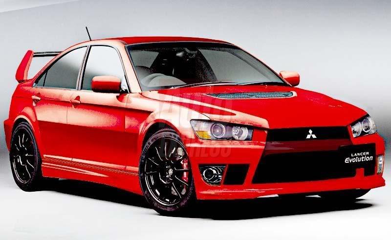 Mitsubishi Dealer Evo