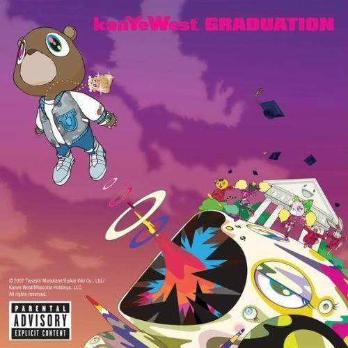 Kanye West - Graduation [2007] Kanye
