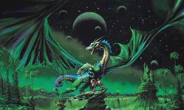 Khám phá truyền thuyết các loài rồng Dragon10