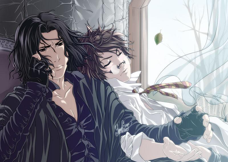Severus Sexy!!!!  - Página 11 Snapeyharry
