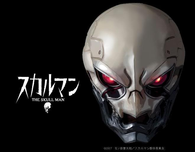 the skull man [completa] (13/13) Skullman
