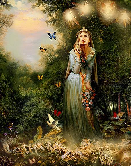 Angeli della natura ---gli elementali TrasfFateAria
