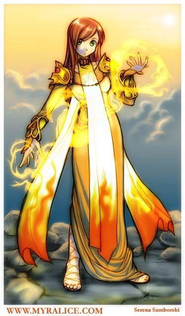 Stellar Spirit Keys Fire_Spell