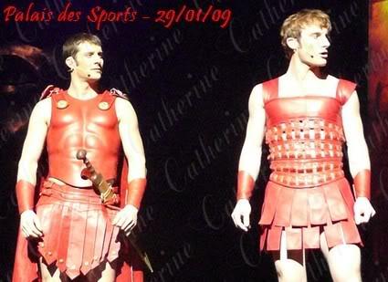 Cléopâtre : Ivan en Brutus Ivan03