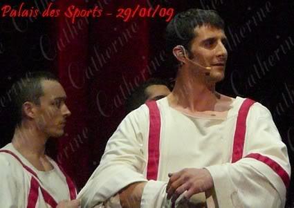 Cléopâtre : Ivan en Brutus Ivan05