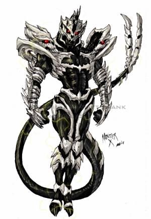 Cain Tova  Godzilla_Neo___MONSTER_X_by_KaijuSamurai_zpsb9d5e76f
