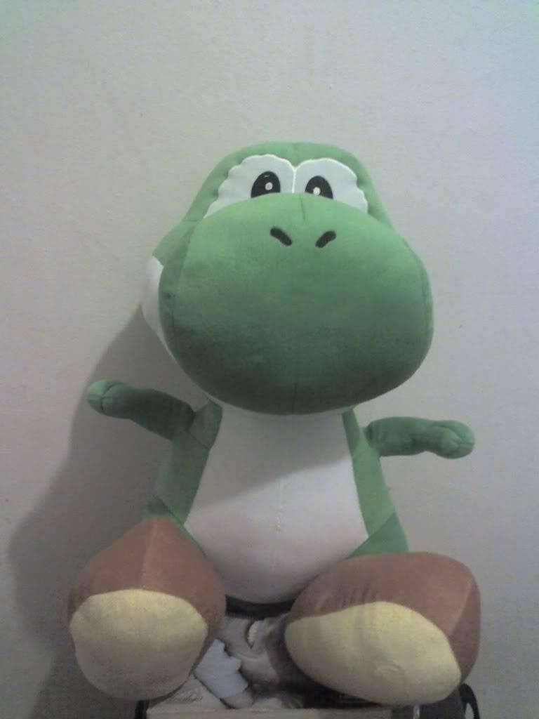-.- like u dont already know me Yoshi