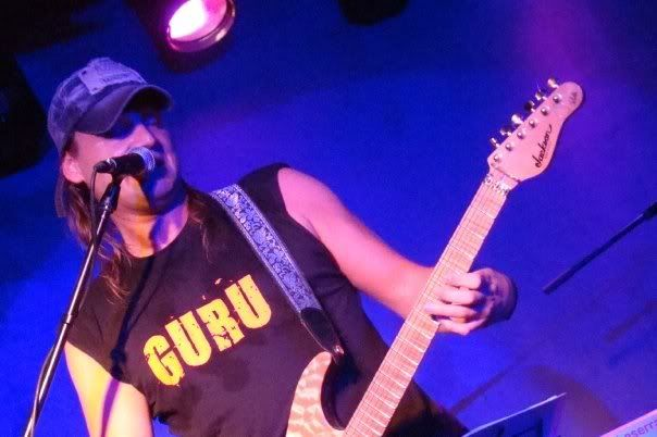 CONCERT GURU - 06.07.2009 Guru