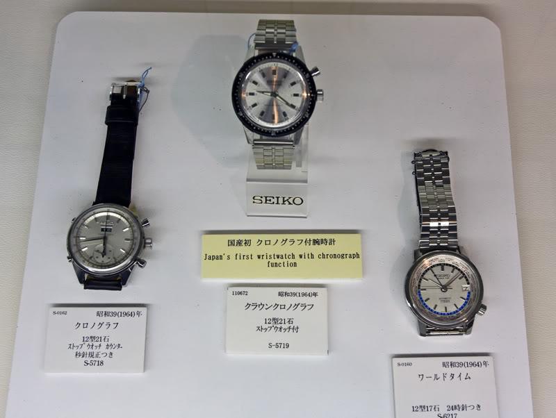 """[REVUE] SEIKO 5719 """"One Button"""" - Le premier chronographe bracelet SEIKO - Page 2 Museum43"""