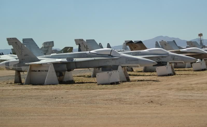 AMARG (Aerospace Maintenance and Regeneration Group) IMG_1497