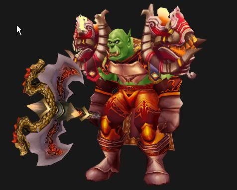 Pote Dragon Arms Transmog:  Need Tweaks PoteTransmogv3