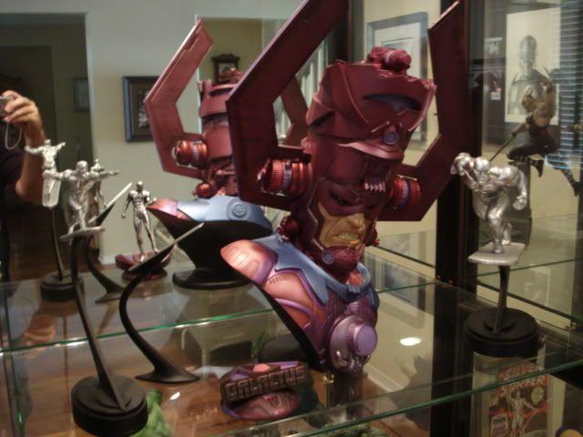 Galactus - Legendary Scale Bust - SAIU! FOTOS! - Página 4 009
